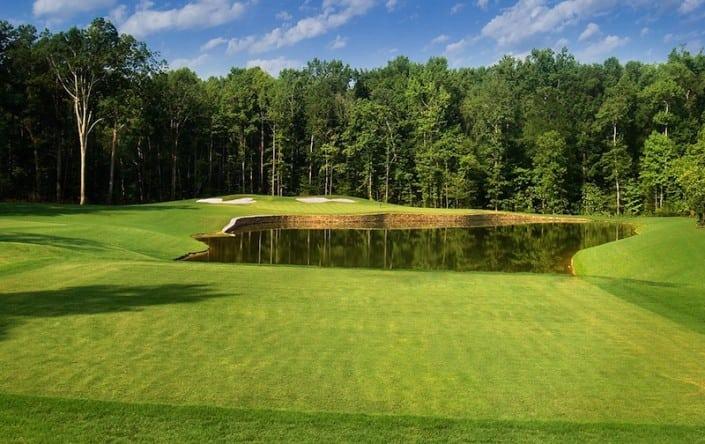North Carolina golf communities
