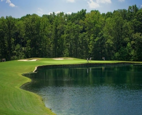 North Carolina golf community