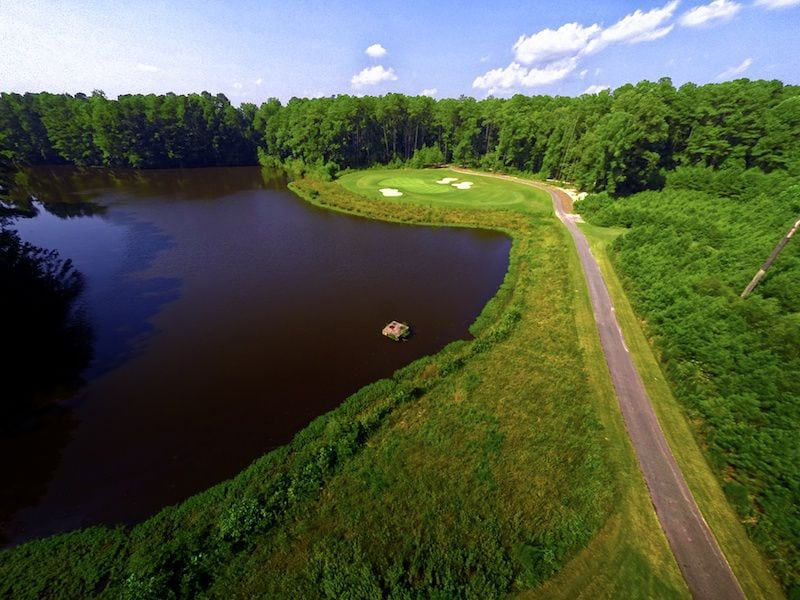 Best-Golf-Courses-in-NC-Belmont-Lake-Preserve