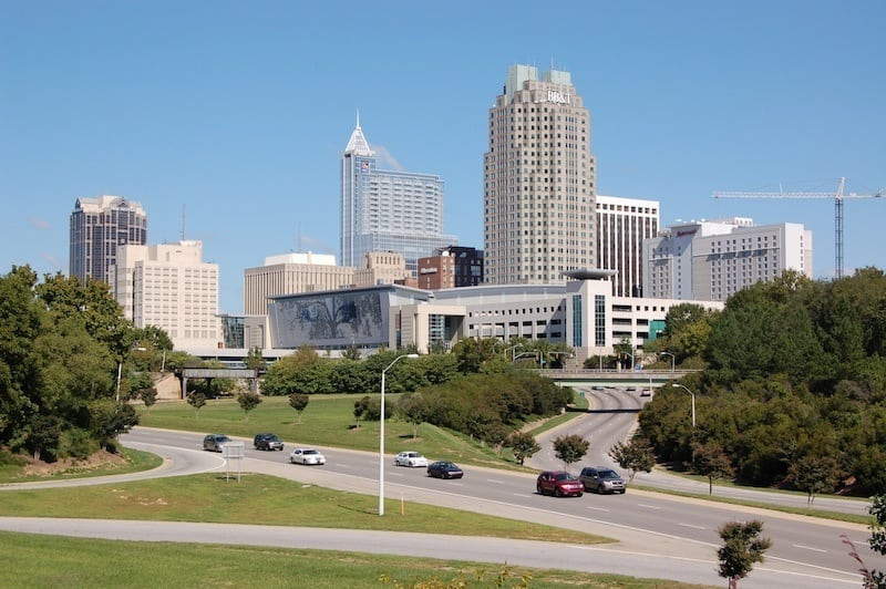 Top Attractions in Raleigh NC