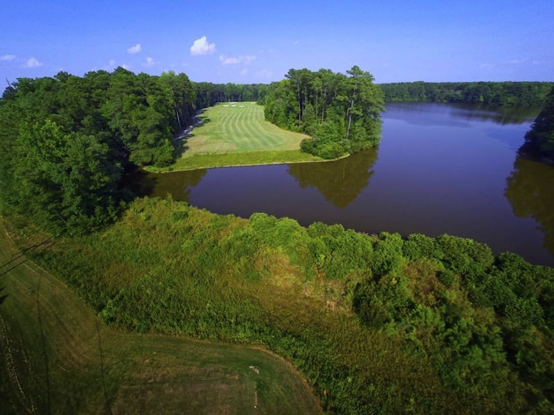 Retiring-in-North-Carolina-Belmont-Lake-Golf-Club