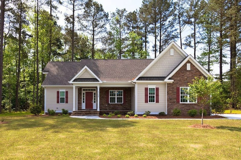New Homes In Rocky Mount Nc