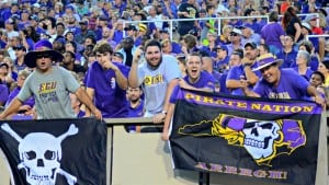 East Carolina University Football