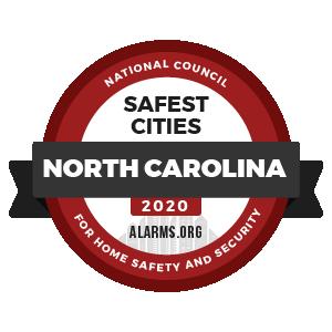 Safest-Cities-in-North-Carolina