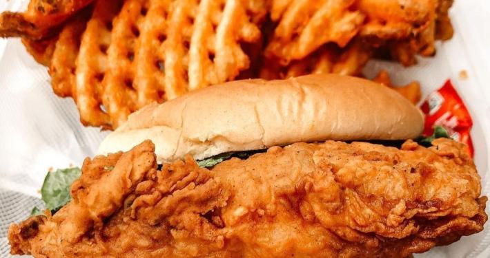 best-fried-chicken-in-nc